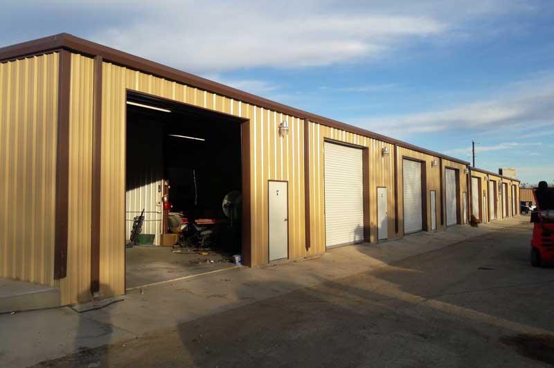 Commercial Storage Metal Building Ki