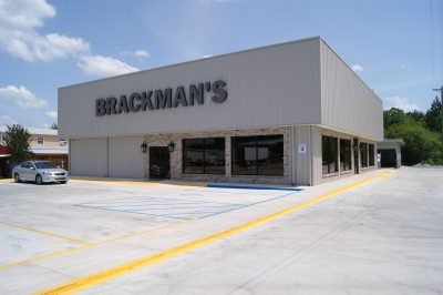 Brackmans metal building