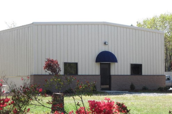 Metal Office Building