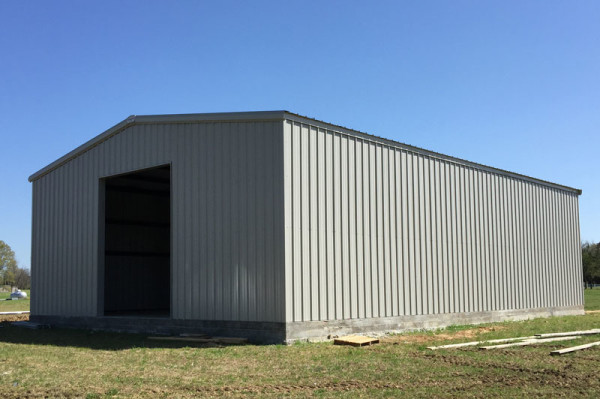 Prefabricated Metal Shop