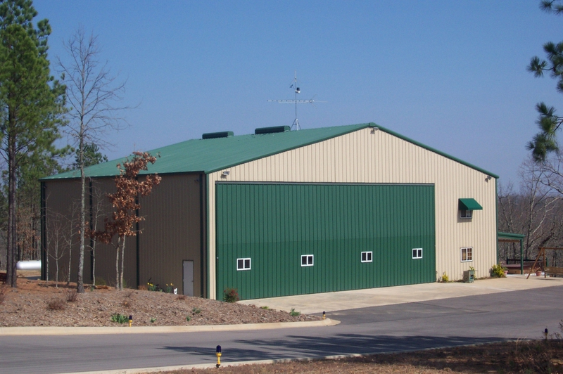 Aircraft Hanger Metal Building Kits