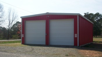 Metal Garage Building Kits