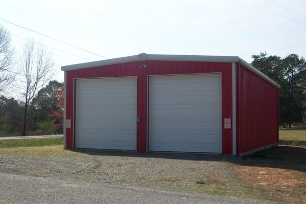 Metal Garage Building Kits