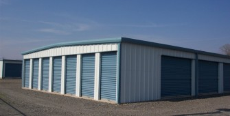 Self Storage Metal Building Kits