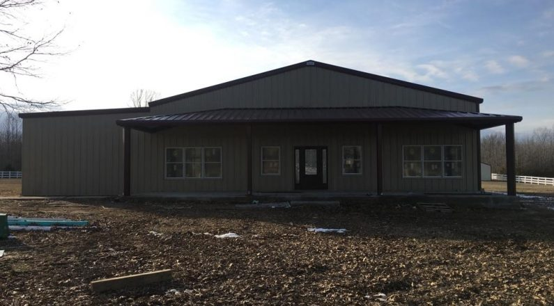 Rossville Residential home