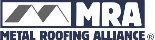 MRA Announces Winner of Best Metal Roofing Project Competition, Kicks Off Next Search