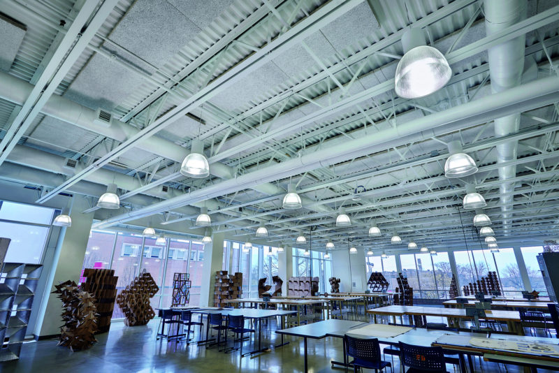 Armstrong Ceiling and Wall Solutions receives Manufacturer Visionary Award from ILFI