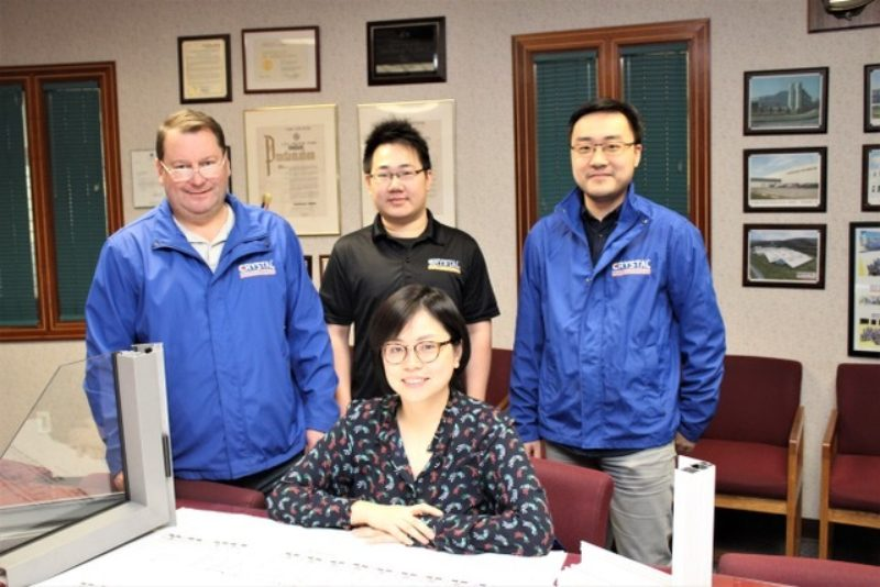 Crystal Window and Door Systems expands project engineering assistance services