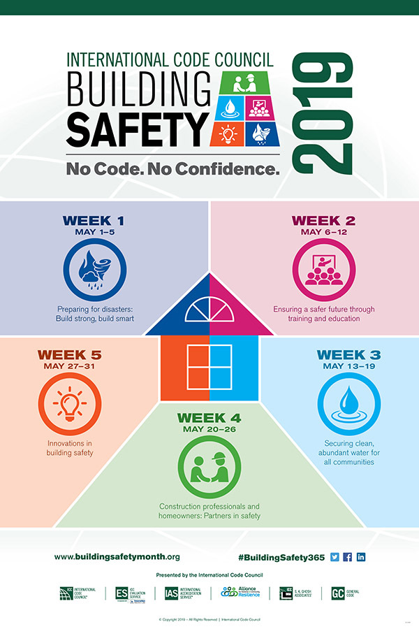 Building Safety Month continues with a focus on training and education