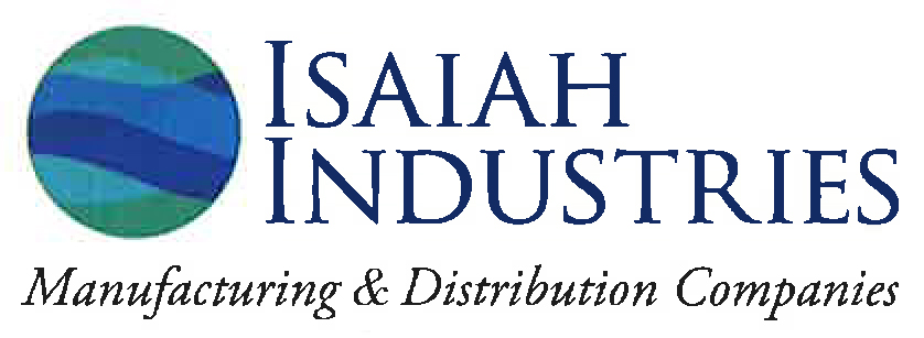 Isaiah Industries Wins SBA's Spark Award